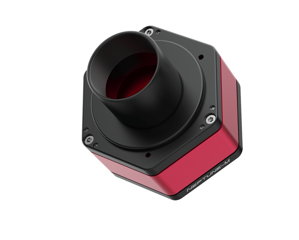 Modern low-noise astronomy cameras.